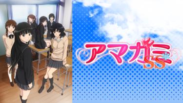 アマガミSS(1期)のアニメ動画を全話無料視聴できるサイトまとめ