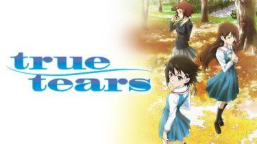 true tearsのアニメ動画を全話無料視聴できるサイトまとめ